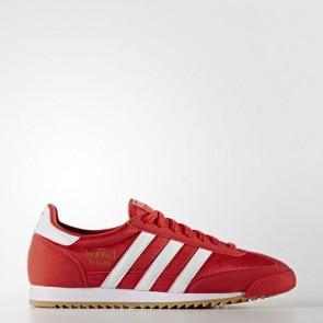 Zapatillas Adidas para hombre dragon og rojo/footwear blanco/gum BB1267-525