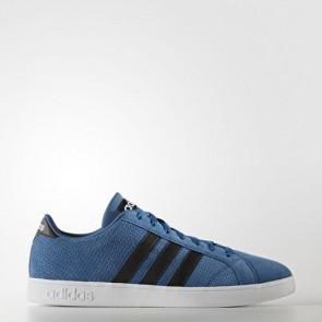 Zapatillas Adidas para hombre baseline core azul/core negro/footwear blanco B74441-531