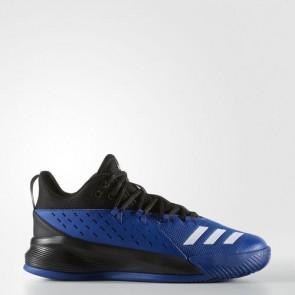 Zapatillas Adidas para hombre street jam 3 core negro/footwear blanco/collegiate royal BB7126-536