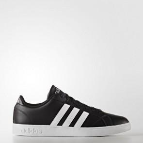Zapatillas Adidas para hombre baseline core negro/footwear blanco/matte silver B74445-537