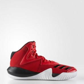 Zapatillas Adidas para hombre crazy team scarlet/core negro/footwear blanco B49400-545
