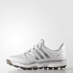Zapatillas Adidas para hombre power boost 2.0 blanco/silver metallic/core negro Q44659-547