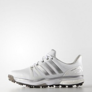 Zapatillas Adidas para hombre power boost 2.0 blanco/silver metallic/core negro F33366-549