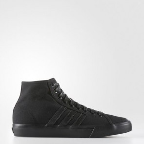 Zapatillas Adidas para hombre match court mid core negro BY4246-550