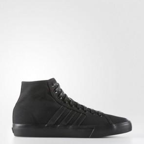 Zapatillas Adidas para hombre match court mid core negro BY4246-550