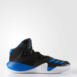 Zapatillas Adidas para hombre crazy team core negro/azul/lgh solid gris BB8253-553