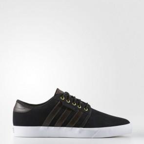 Zapatillas Adidas para hombre seeley core negro/dark marrón/footwear blanco BB8458-565