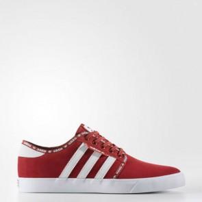 Zapatillas Adidas para hombre seeley mystery rojo/footwear blanco BB8460-567