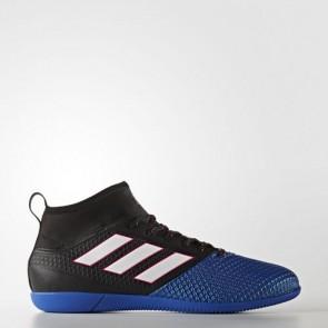 Zapatillas Adidas para hombre ace 17.3 primemesh core negro/footwear blanco/azul BB1762-570