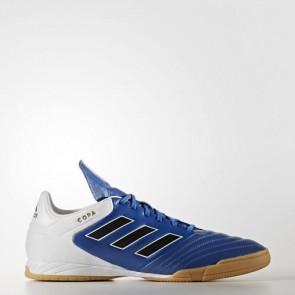 Zapatillas Adidas para hombre sala copa 17.3 indoor azul/core negro/footwear blanco BB0853-575