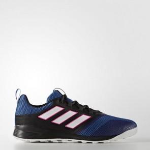 Zapatillas Adidas para hombre ace tango 17.2 core negro/footwear blanco/azul BB4433-586