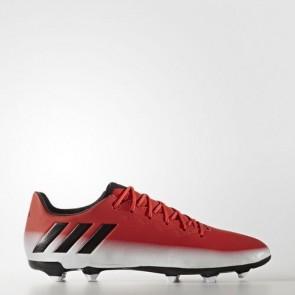 Zapatillas Adidas para hombre messi 16.3 césped natural rojo/core negro/footwear blanco BA9020-589
