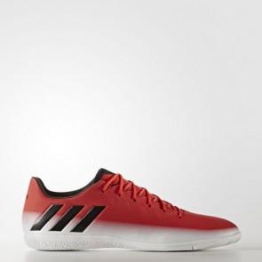Zapatillas Adidas para hombre messi 16.3 indoor rojo/core negro/footwear blanco BA9017-591
