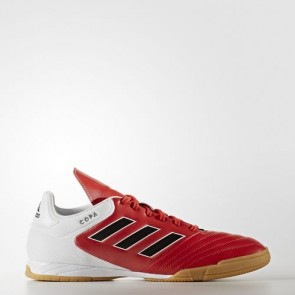 Zapatillas Adidas para hombre sala copa 17.3 indoor rojo/core negro/footwear blanco BB3556-594