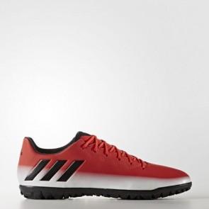Zapatillas Adidas para hombre messi 16.3 moqueta rojo/core negro/footwear blanco BA9014-596