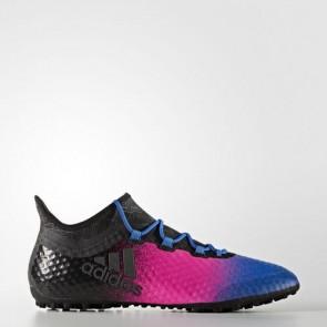 Zapatillas Adidas para hombre x tango 16.1 calle o moqueta shock rosa/core negro/azul BA9468-598