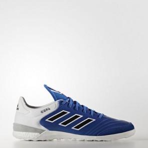 Zapatillas Adidas para hombre sala copa tango 17.1 indoor azul/core negro/footwear blanco BB2677-608