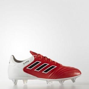 Zapatillas Adidas para hombre copa 17.2 césped natural rojo/core negro/footwear blanco BB3554-609