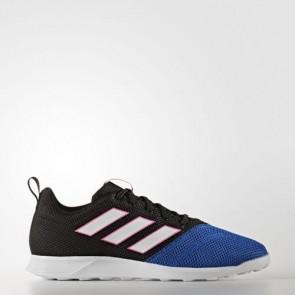 Zapatillas Adidas para hombre ace 17.4 azul/footwear blanco/core negro BB4745-614