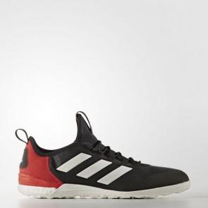 Zapatillas Adidas para hombre ace tango 17.1 core negro/footwear blanco/rojo BA8537-616
