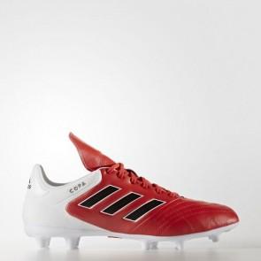 Zapatillas Adidas para hombre copa 17.3 césped natural rojo/core negro/footwear blanco BB3555-624