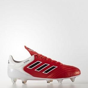 Zapatillas Adidas para hombre copa 17.1 césped natural rojo/core negro/footwear blanco S82268-625