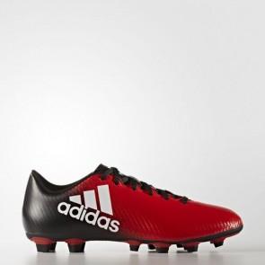 Zapatillas Adidas para hombre x 16.4 rojo/footwear blanco/core negro BB1036-628