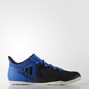 Zapatillas Adidas para hombre sala x tango 16.2 indoor azul/footwear blanco/core negro BA9472-633