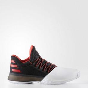 Zapatillas Adidas para hombre harden vol.1 core negro/scarlet/footwear blanco BW0546-644