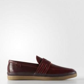 Zapatillas Adidas para hombre acapulco collegiate burgundy/gum BB8427-645
