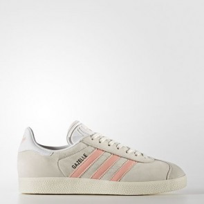 Zapatillas Adidas para mujer gazelle chalk blanco/still breeze/ftwr blanco BY9035-005