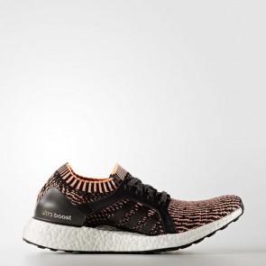 Zapatillas Adidas para mujer ultra boost x core negro/easy azul/glow naranja BA8278-016