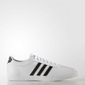 Zapatillas Adidas para mujer courtset footwear blanco/core negro/matte silver B74559-022