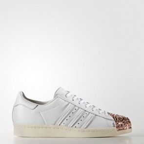 Zapatillas Adidas para mujer super star 80s footwear blanco/off blanco BB2034-023