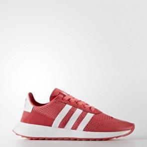 Zapatillas Adidas para mujer flashrunner core rosa/footwear blanco BA7756-025