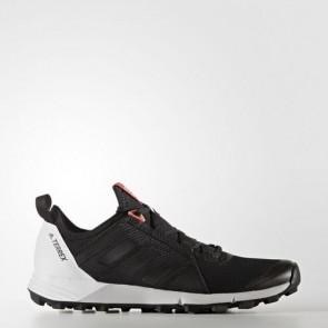 Zapatillas Adidas para mujer terrex agravic speed core negro/footwear blanco BB1960-027