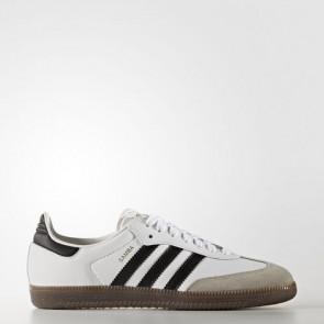 Zapatillas Adidas para mujer samba footwear blanco/core negro/gum BB2540-033