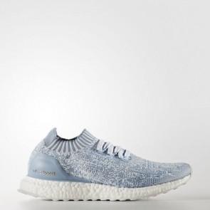 Zapatillas Adidas para mujer ultra boost uncaged crystal blanco/tactile azul/easy azul BA7840-037