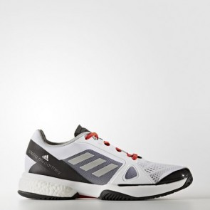 Zapatillas Adidas para mujer by stella mccartney barrica footwear blanco/universe/rojo BB5049-040