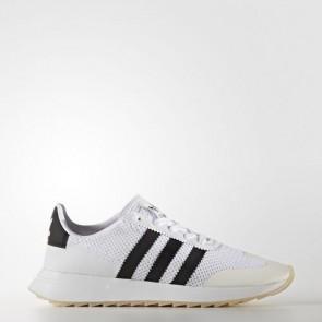 Zapatillas Adidas para mujer flashrunner footwear blanco/core negro BA7760-043