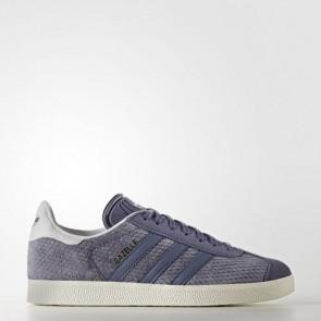 Zapatillas Adidas para mujer gazelle super violeta/off blanco BB5173-048