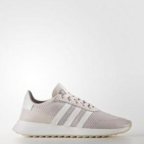 Zapatillas Adidas para mujer flashrunner ice violeta/footwear blanco BB5324-069