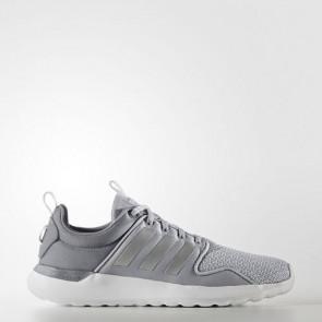 Zapatillas Adidas para mujer cloudfoam lite racer clear onix/matte silver/footwear blanco AW4024-073