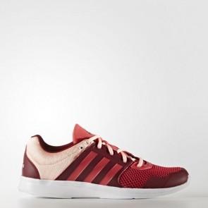 Zapatillas Adidas para mujer essential fun 2.0 collegiate burgundy/core rosa/haze coral BB1525-077