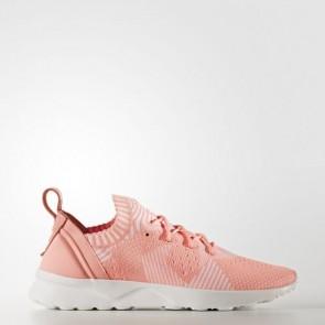 Zapatillas Adidas para mujer zx fluxvirtue primeknit sun glow/footwear blanco BB2308-087