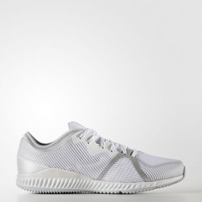 Zapatillas Adidas para mujer crazy pro footwear blanco/silver metallic/clear gris BB1506-093
