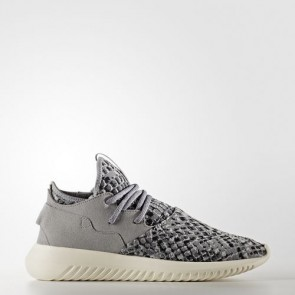 Zapatillas Adidas para mujer tubular entrap light onix/metallic silver/chalk blanco BA7100-106