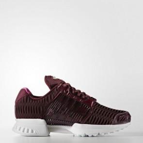Zapatillas Adidas para mujer clima cool maroon/shock rosa BB5302-124