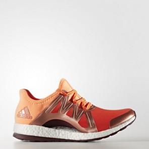 Zapatillas Adidas para mujer pure boost xpose energy/glow naranja/maroon BB1731-126