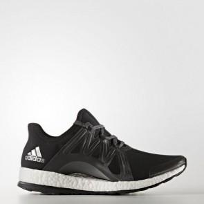 Zapatillas Adidas para mujer pure boost xpose core negro/footwear blanco/dark gris BB1733-127